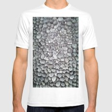 STONE COLD Mens Fitted Tee White MEDIUM