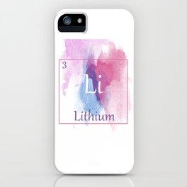 Elementals: Li iPhone Case