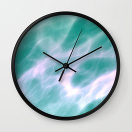 Pool Party N.2 Wall Clock