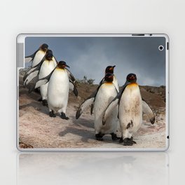 March of the Penguins Laptop & iPad Skin