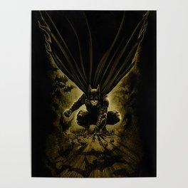 night hero Poster