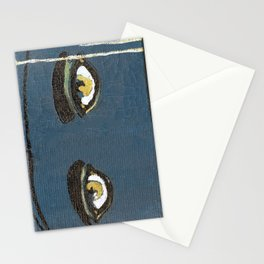 Gatsby Stare  Stationery Cards