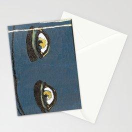 Gatsby Stare  Stationery Cards