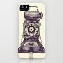 Kershaw Eight-20 King Penguin iPhone Case