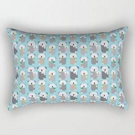 Koala Mummies & Babies I Rectangular Pillow