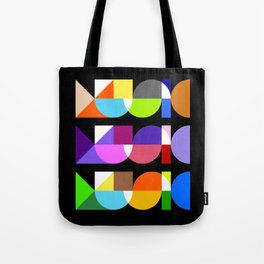 Music, Music, Music Tote Bag