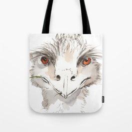 Who Emu? Tote Bag