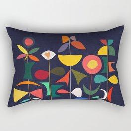 Klee's Garden Rectangular Pillow