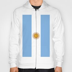 Flag Of Argentina Hoody