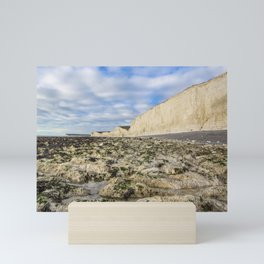 Birling Gap Mini Art Print