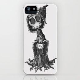 Grim Morning iPhone Case