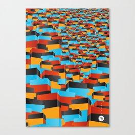 O Morro I Canvas Print