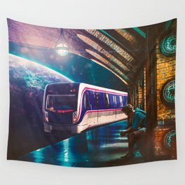 The Station Wall Tapestry