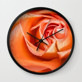 TENDER PLEA Wall Clock