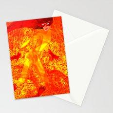 Child (Fire) Star Stationery Cards