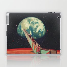 Time to go Home Laptop & iPad Skin