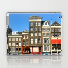 Line Up in Amsterdam. Laptop & iPad Skin
