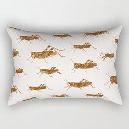 Crickets Rectangular Pillow