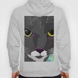 Loubootch supremis est (cat pixel art) Hoody