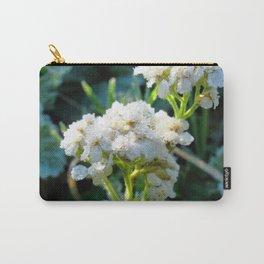 Watercolor Flower, Yarrow 01, Lost Creek Wilderness, Colorado Carry-All Pouch