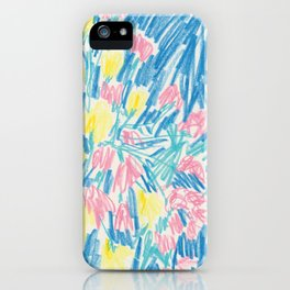 Floral II iPhone Case
