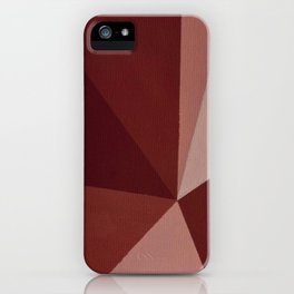 Abstract #8 iPhone Case
