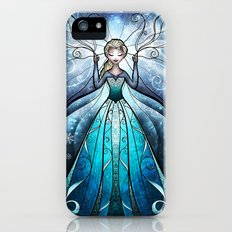 The Snow Queen Slim Case iPhone (5, 5s)
