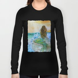 Final Joy Mermaid Long Sleeve T-shirt