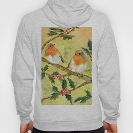 English Robin Hoody