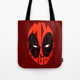 merc with a mouth Tote Bag