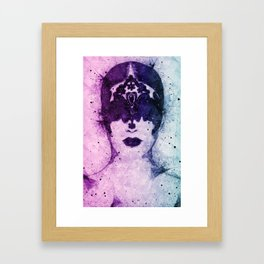 50 shades Framed Art Print