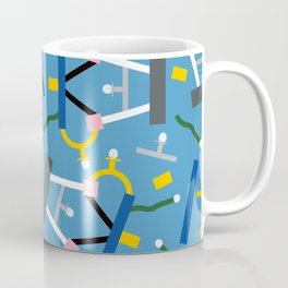 Ashoka Lamp Party Confetti Coffee Mug