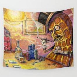 Lord Peanut Wall Tapestry