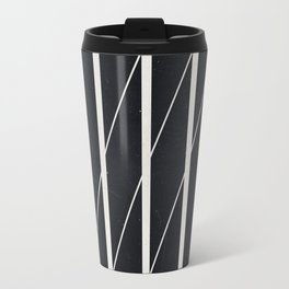 #002 Black Travel Mug