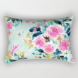 BIG DREAMS Floral Rectangular Pillow