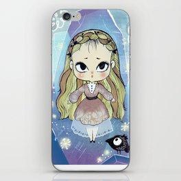 ice baby iPhone Skin