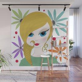Layla by AshGrayDoll Wall Mural