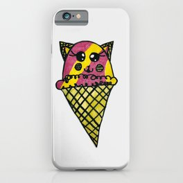 The Sweetest Cat iPhone Case