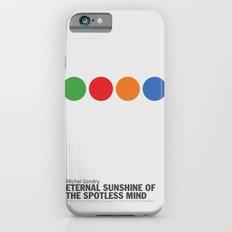 Eternal Sunshine of a Spotless Mind | Minimalist Movie Poster Slim Case iPhone 6