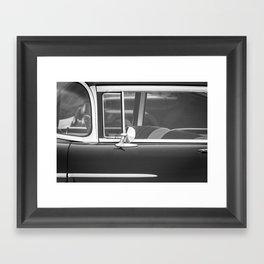 Chromed Framed Art Print