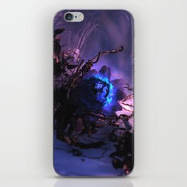 The Winter Rose iPhone Skin