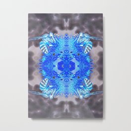electric bees Metal Print
