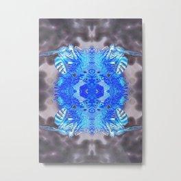 electric bees Metal Print