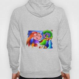 Fasettonia - colourful spirit Hoody