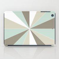 champagne iPad Cases featuring Champagne by Brains Are Pretty - Caroline Okun