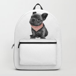 parlez-vous frenchie? Backpack