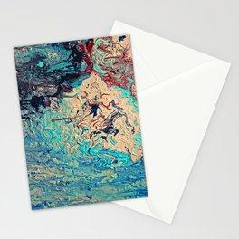 Art Storm II Stationery Cards
