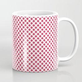 Teaberry Polka Dots Coffee Mug