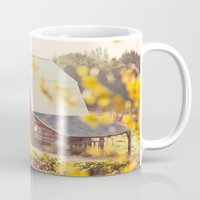 farm Mugs featuring The Farm by Jessica Torres Photography