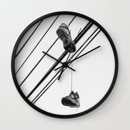Hang Time Wall Clock